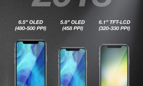 iPhone XS、iPhone9、iPhone XS Plusの発売日はいつ?新型iPhone機能まとめ